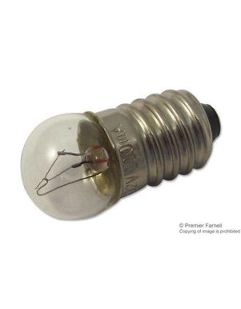 Lamp 12V 93mA 1,2W E10
