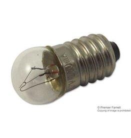 Lamp 6,5V 300mA 1,95W E10