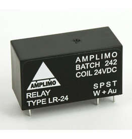 Amplimo Loudspeaker relay 24V LR-24 Amplimo