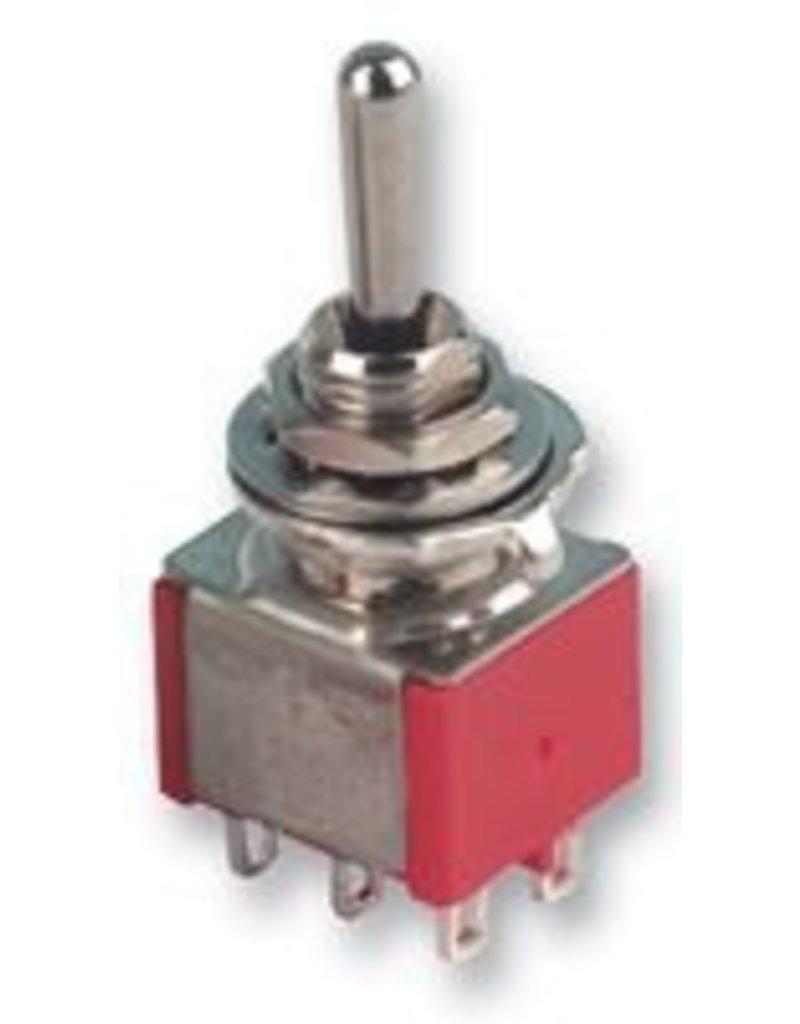 Miniature Dual On-On 5A 230V