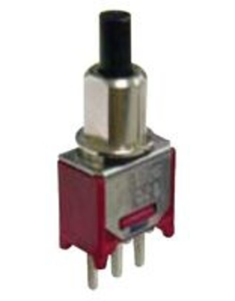 Miniature PCB Switch ON-ON SPDT Multicomp