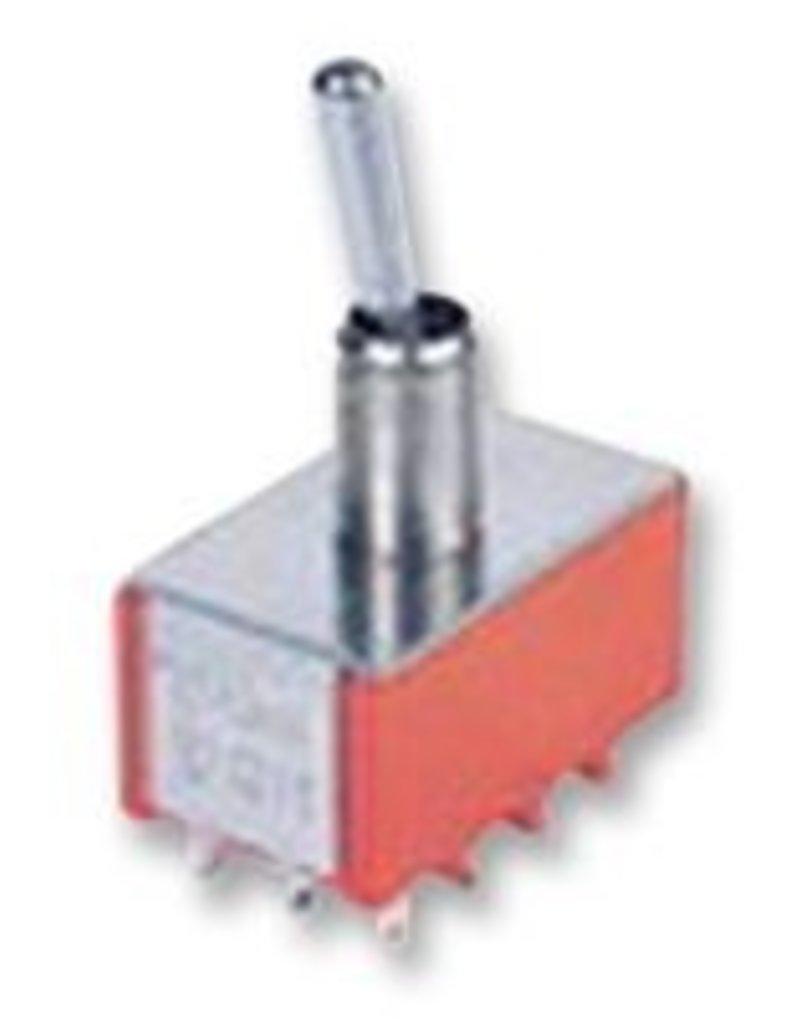 Miniature Quadruple On-On 5A 230V
