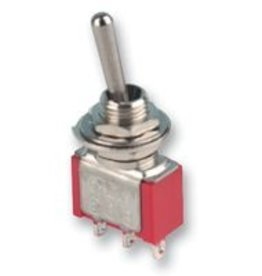 Miniature SPDT On-On 5A 230V