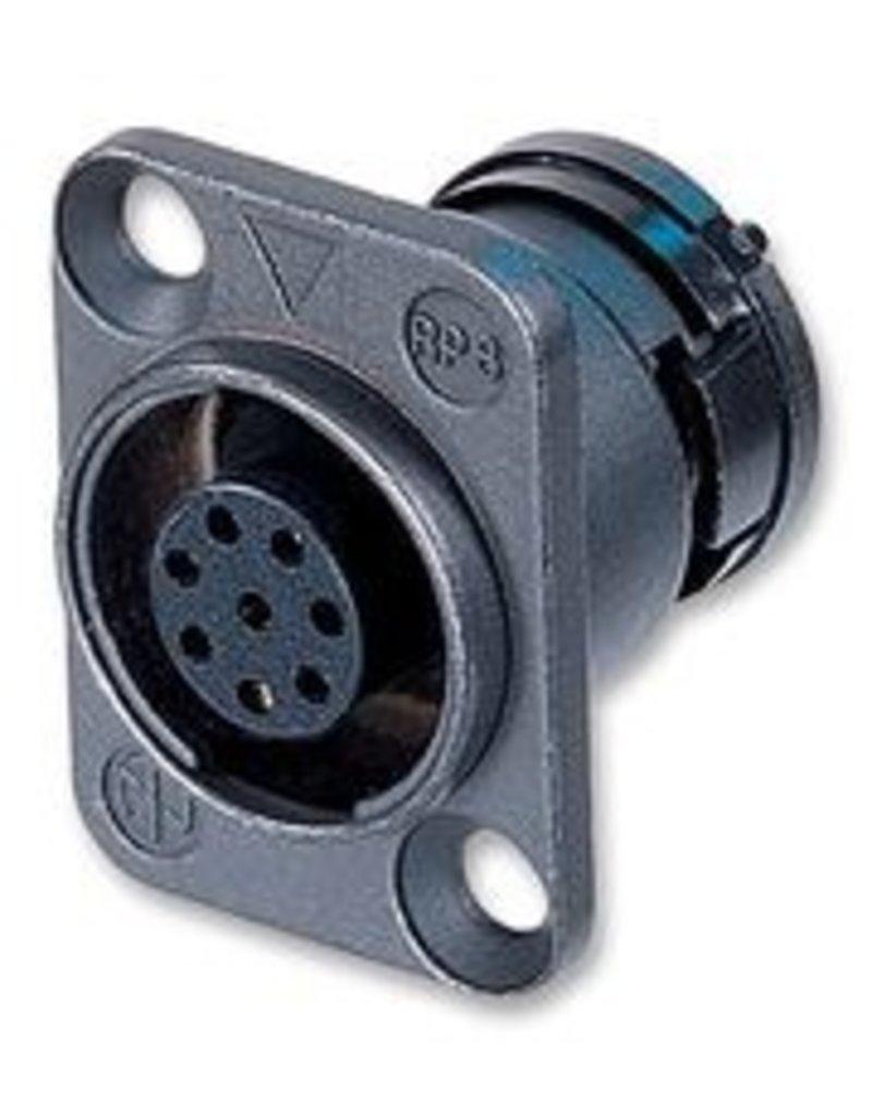 ORP8F Circular Socket Neutrik