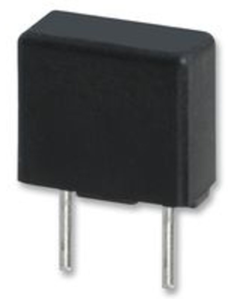 Printed Circuit Fuse 6,30A Radial Slow