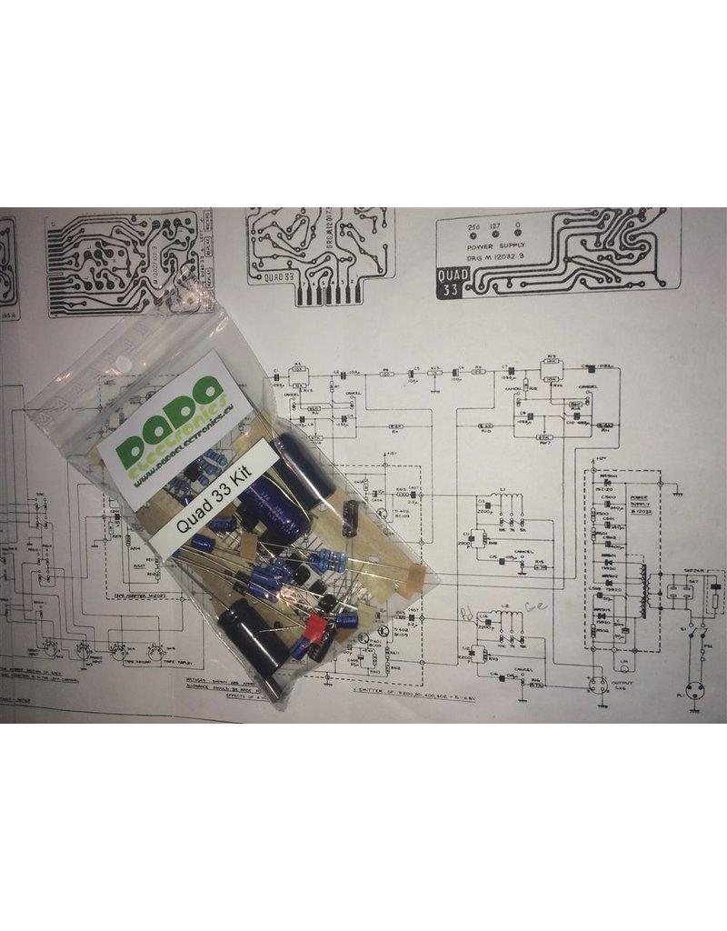 DADA Electronics Quad 33 Upgrade and Revision kit
