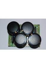 Quad 405 BHC Aerovox Dual Mono power supply 4x10000µF