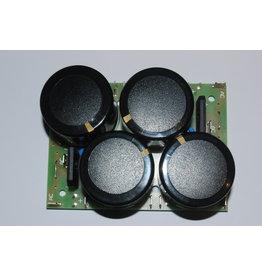 Dada Electronics Quad 405  Dual Mono power supply 4x10000µF