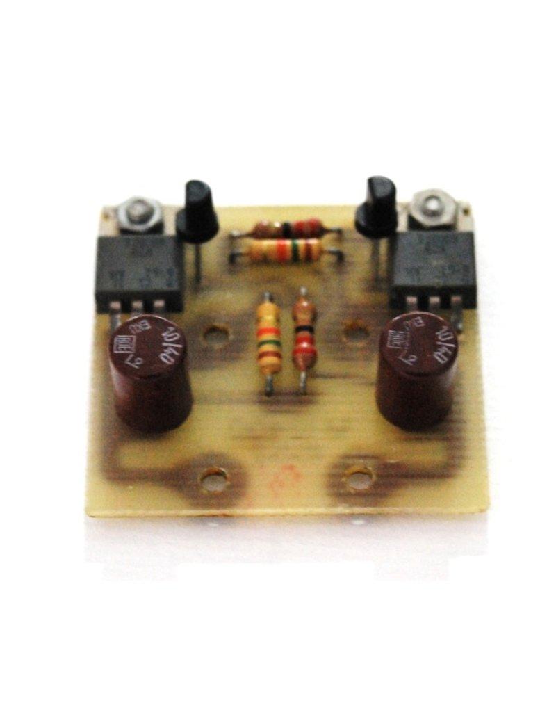 Quad 405 Mk1 Clamp Circuit