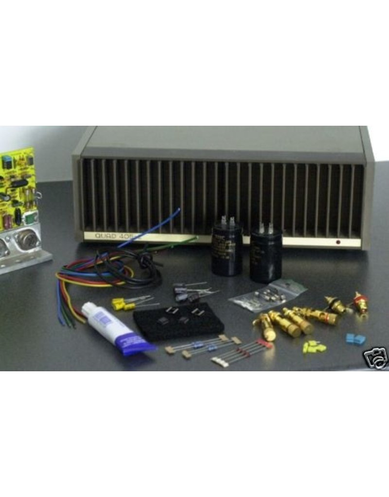DADA Electronics Quad 405 Upgrade and Revision Kit Without PSU capacitors