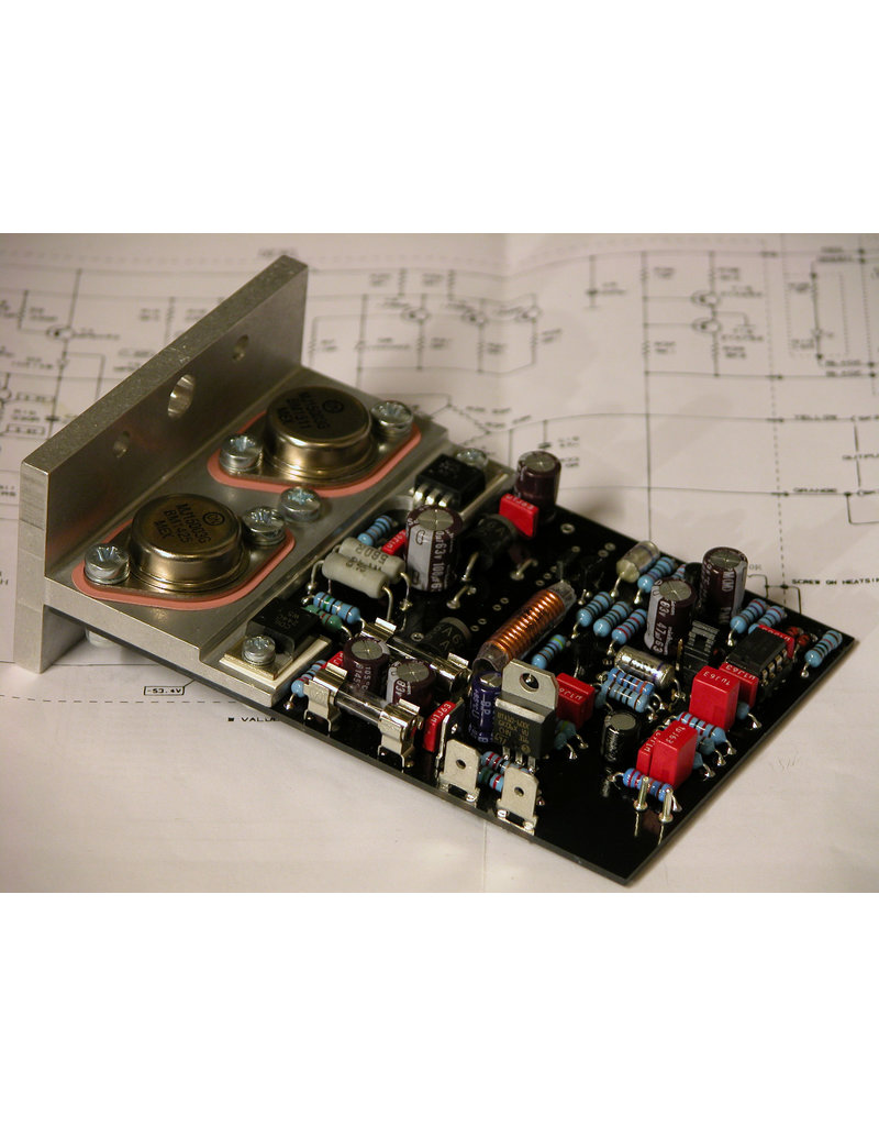 DADA Electronics Quad 405 Upgrade-kit with OPA604 v3 High-end boards - Full option
