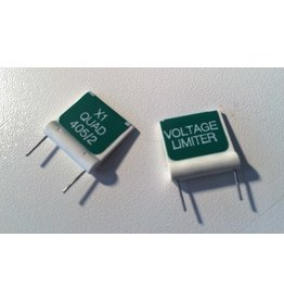 Quad 405 Voltage-limiter flag