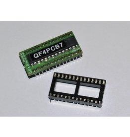 Quad Quad FM4 Pre-programmed Processor - No battery needed