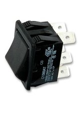 Rocker Switch DPDT On-On 16A Arcolectric
