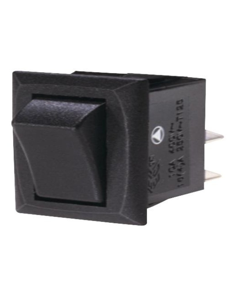 Rocker Switch DPST (On)-Off-(On) 16A Arcolectric