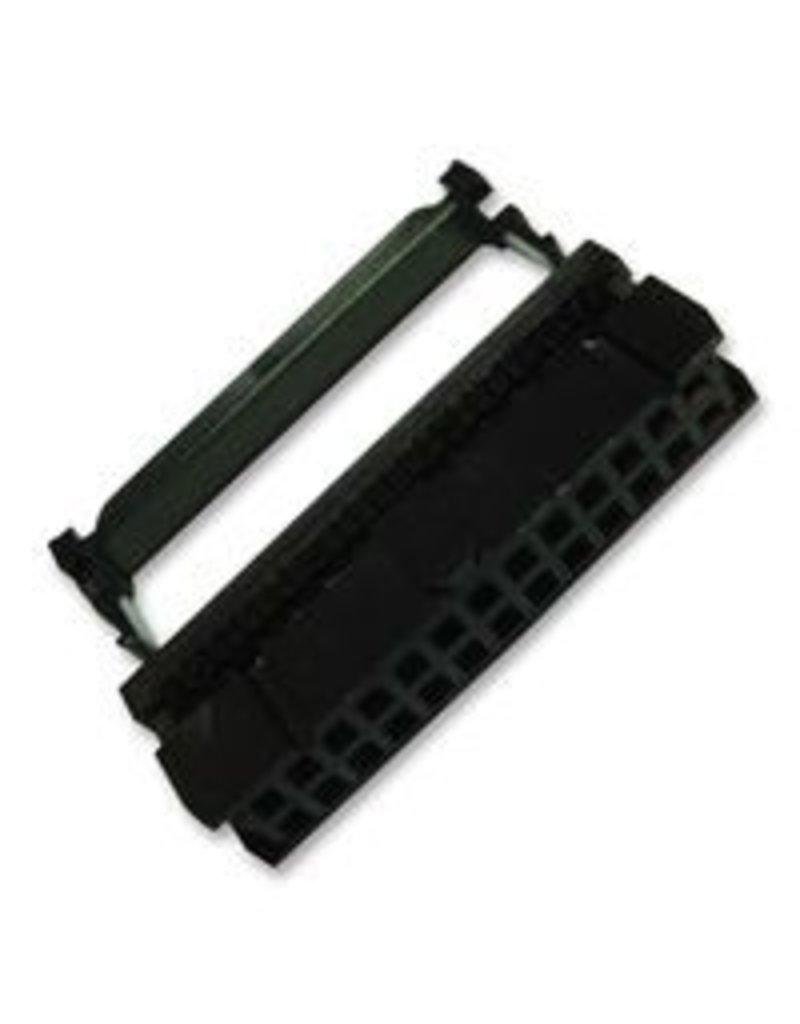 Socket IDC 16 Way Multicomp
