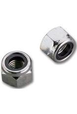 Steel-Nylon Locked Nut M4 100pcs