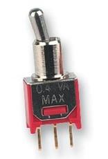 Subminiature Single On-On 100mA SPDT PCB 2MS-series Multicomp