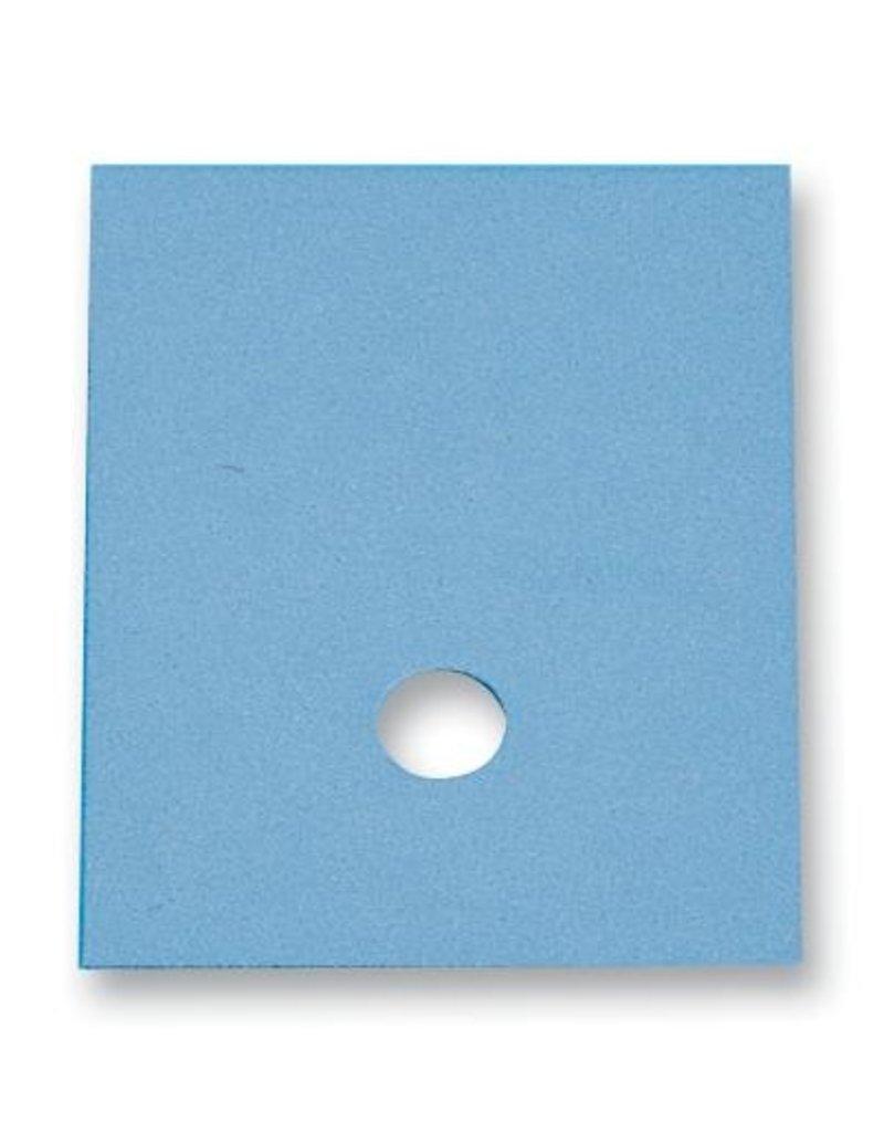 TO-220 Silicone Elastomer Insulating Pad