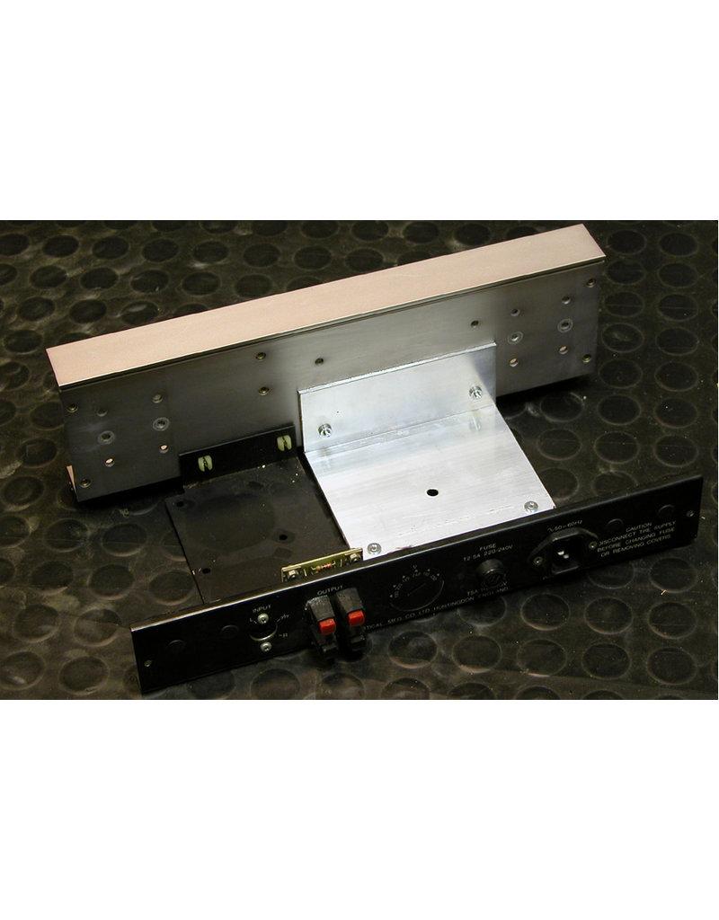Toroïdal transformer Mounting plate for Quad 405