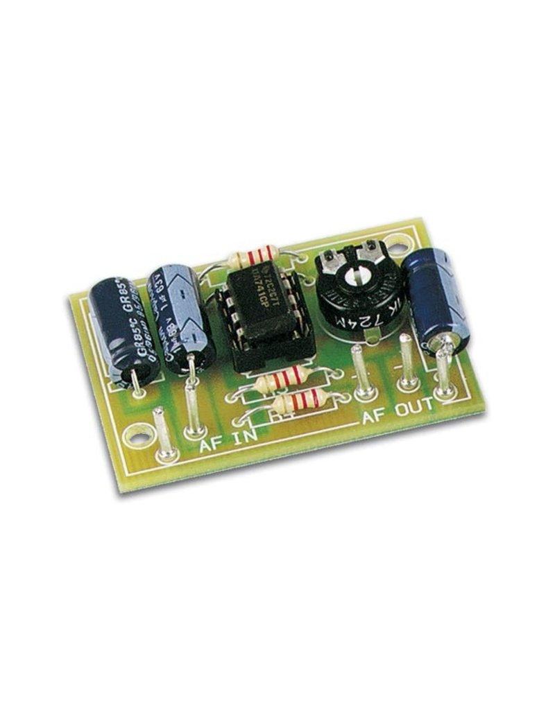 Velleman Velleman K1803 Universal Audio Preamplifier Kit - Mono