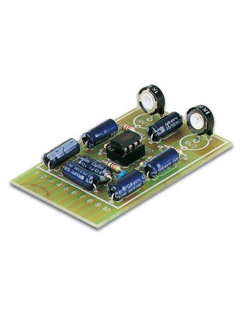 Velleman Velleman K2572 Universal Stereo Preamplifier