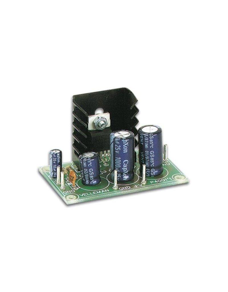 Velleman Velleman K4001 7W Amplifier Kit