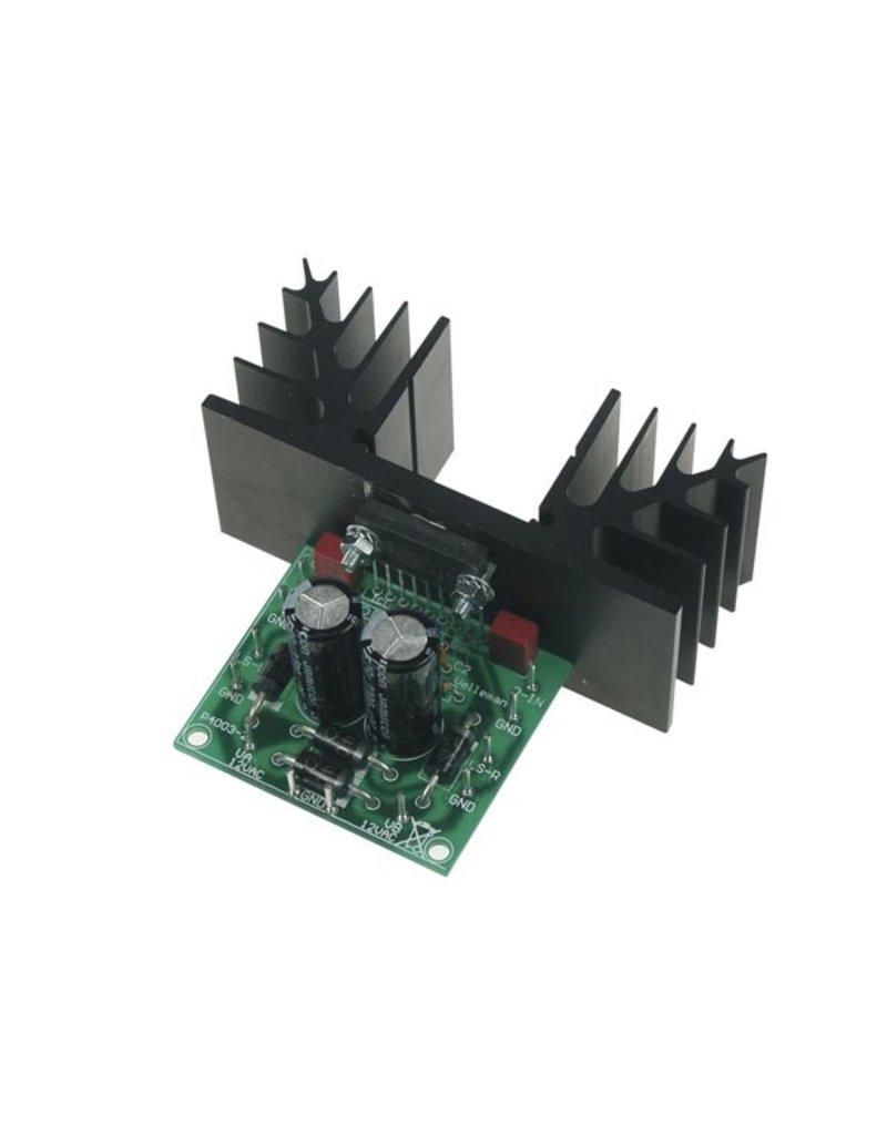 Velleman Velleman K4003 2x30W Stereo Amplifier Kit