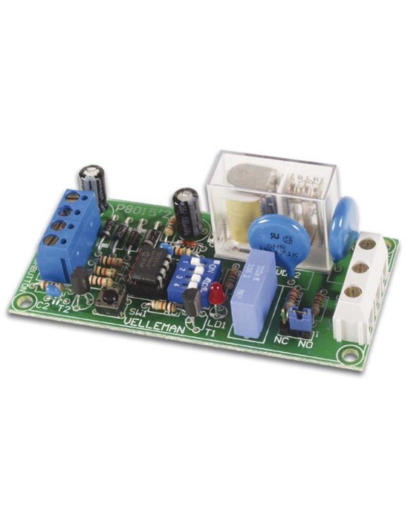 Velleman Velleman K8015 Multifunction Relay Switch Kit