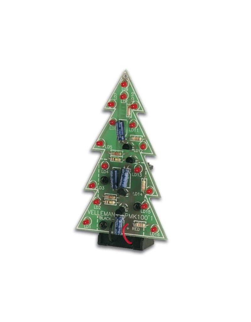 Velleman Velleman MK100 Electronic Christmas Tree