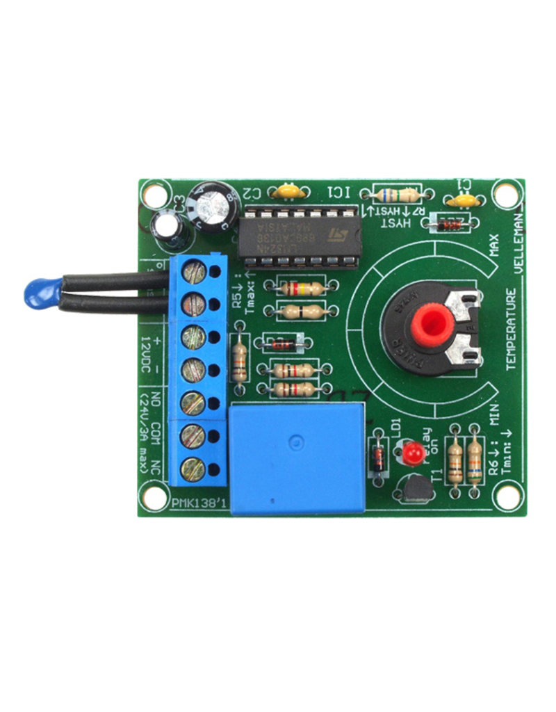 Velleman Velleman MK138 Thermostat