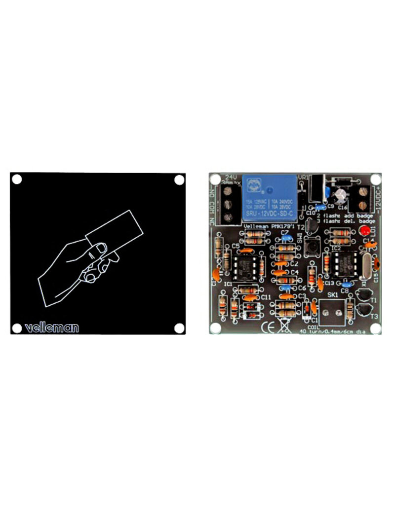 Velleman Velleman MK179 Proximity Card Reader kit