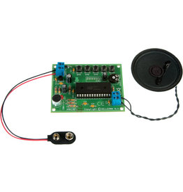 Velleman Velleman MK195 Voice Recording / Playback module