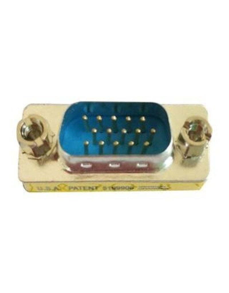 VGA 15pos Male-Male adapter Pro Signal