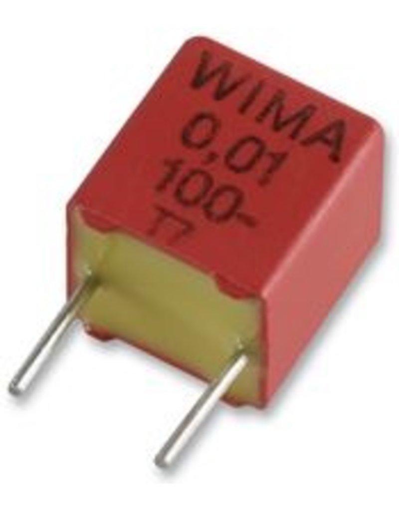Wima Wima FKP2 1nF 100V 5mm 2,5%