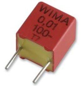 Wima Wima FKP2 330pF 100V 5mm