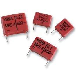 Wima Wima MKS4 2,2µF 63V 15mm