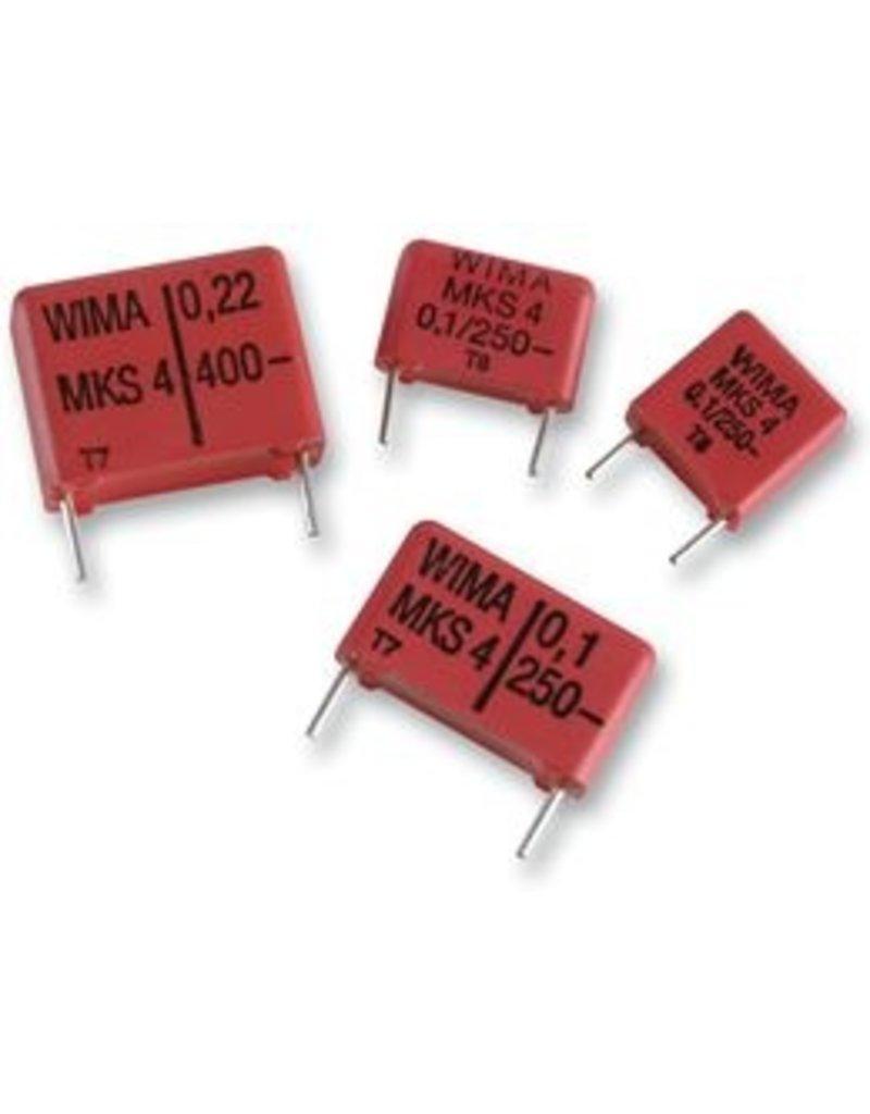 Wima Wima MKS4 470nF 63V 10mm