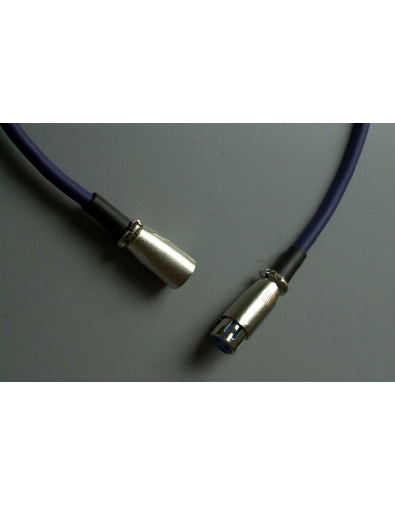 XLR-M - XLR-F 3 Pole Cable 5m