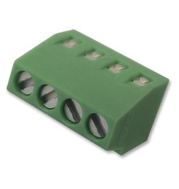 Terminal Block 4 Way 2,54mm Phoenix Contact