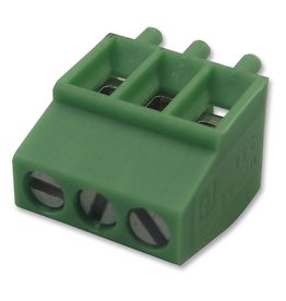 Terminal Block 3 Way 2,54mm Phoenix Contact