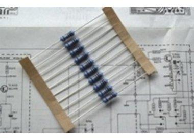 0,5W Metalfilm Resistors