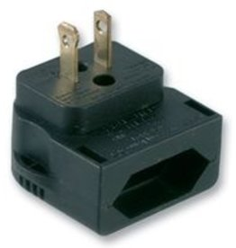Powerconnections US->Eur Power connector convertor