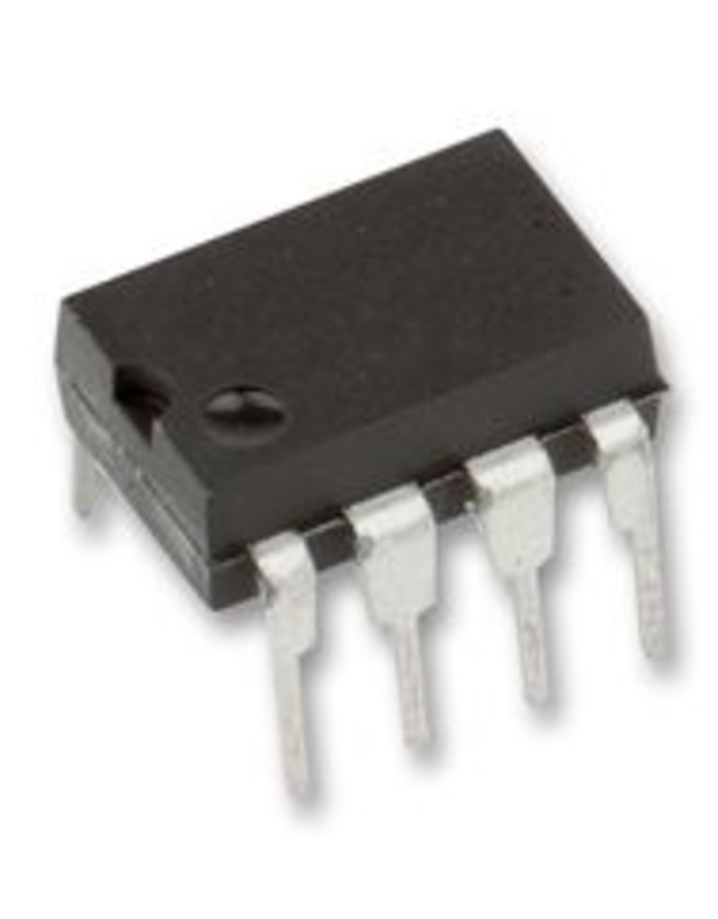 ST Microelectronics VIPER53 AC/DC Offline switcher Flyback, 195 VAC - 265 VAC, 50 W, DIP-8