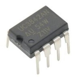 Texas Instruments UC3842AN . Current Mode PWM