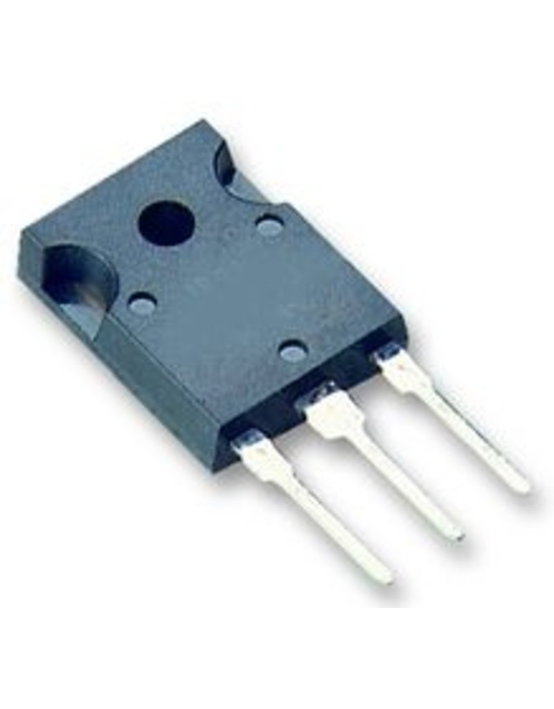 ON Semiconductor HGTG20N60A4 IGBT Single Transistor, 70 A, 2.7 V, 290 W, 600 V, TO-247, 3 Pins