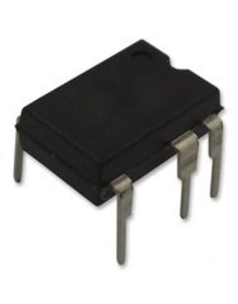 Power Integrations AC/DC Off-Line Switcher IC, Buck-Boost, Flyback, 85 VAC - 265 VAC, 66 kHz, 360 mA output, DIP-8