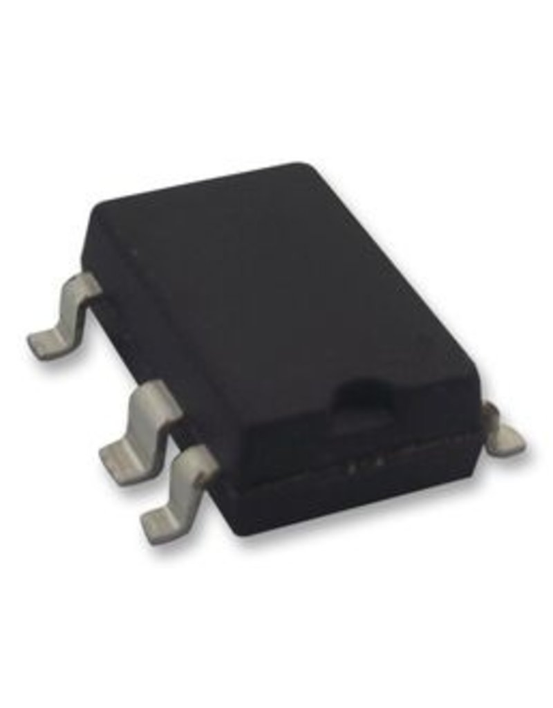 Power Integrations AC/DC Off-Line Switcher IC, Buck-Boost, Flyback, 85 VAC - 265 VAC, 66 kHz, 360 mA output, SMD-8