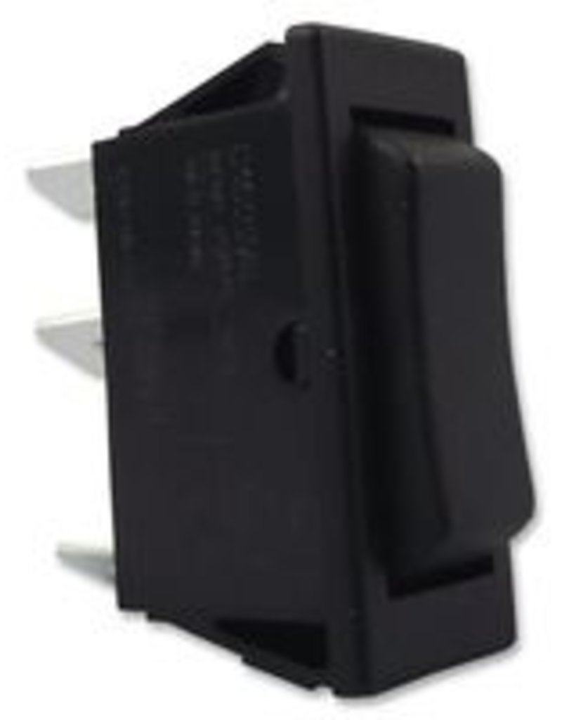 Arcolectric Rocker Switch SPDT (On)-Off-(On)  Arcolectric