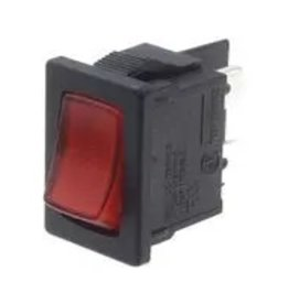 Multicomp Rocker Switch DPDT 12A Illuminated